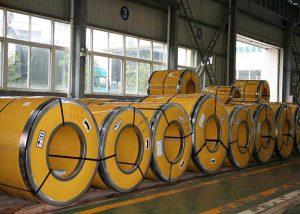 Paslanmaz Çelik Rulo 304 / 304L