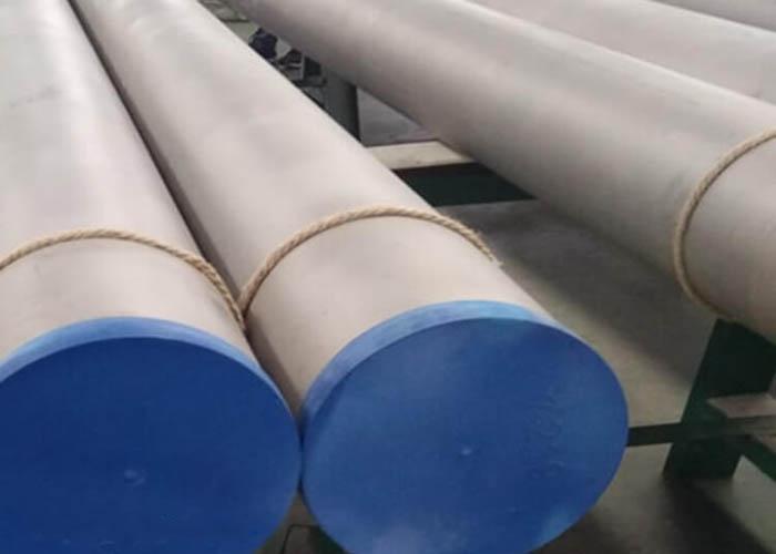 ASTM A790 UNS S31803 S32750 S32760 Dubleks Paslanmaz Çelik Boru