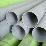 Paslanmaz Çelik 317 / 317L Dikişsiz Kaynaklı Borular ve Borular