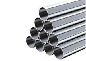 ASTM A213 TP 347 ASME SA 213 TP 347H EN 10216-5 1.4550 paslanmaz çelik dikişsiz boru