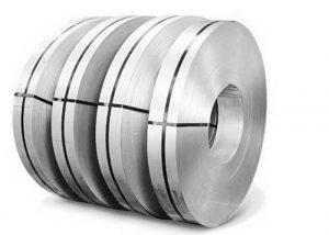 Paslanmaz Çelik Şerit AISI 441 EN 1.4509 DIN X2CrTiNb18