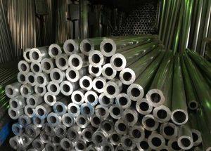2011 2014 7005 7020 O T4 T5 T6 T6511 H12 H112 Alüminyum Tüp / Boru