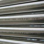 ASTM A276 AISI 316 Paslanmaz Çelik Yuvarlak Çubuk