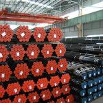 API 5L, API 5CT, ASTM A106 / A53, DIN 2391, EN10305, EN10210 Karbon Alaşımlı Dikişsiz çelik boru