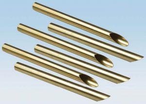 C44300 C68700 Pirinç Bakır Alaşımlı Boru ASTM B111