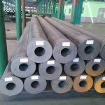AISI 4130 4140 4145 İçi Boş Çubuk Dikişsiz Çelik Boru