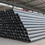 LSAW çelik boru API 5L 5CT ASTM A53 EN10217