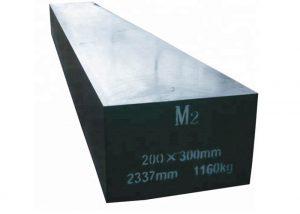 M2 1.3343 SKH51 Yuvarlak Çubuk Takım Çeliği Yüksek Hız