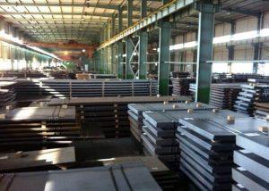 S355JR Düşük alaşımlı çelik levha EN10025