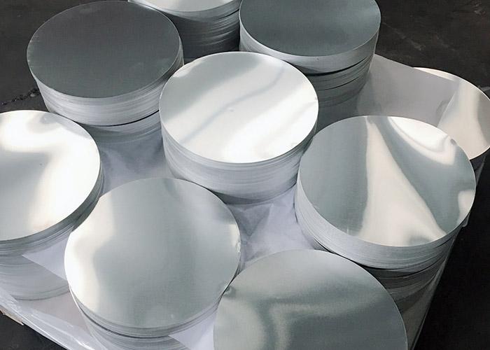 Alüminyum Çember / Disk 1050/1060/1070/1100/3003/3005