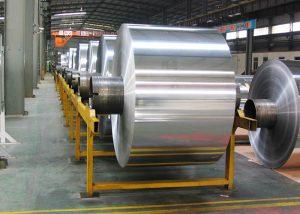 1100,2024,3105,4A11,5083,6061,6082,6063,7A09 ile Alaşımlı Alüminyum bobin