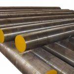 50CrV, SAE1141, SCR440H, 41CR4, SCM420H Otomotiv için çelik yuvarlak çubuk