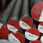 H13 SKD61 1.2344 Takım Çeliği Yuvarlak çubuk Sıcak İş Kalıbı Çelik