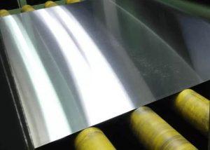Satine No.4 paslanmaz çelik sac / levha 43030420410443201 316L 310S