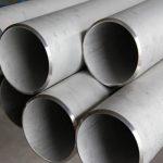 Büyük çaplı paslanmaz çelik boru 347 / 347H