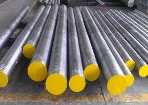 Plastik Kalıp Çelik P20 1.2311 Alaşımlı Çelik Yuvarlak Çubuk