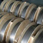 316L 304L 304625825 Paslanmaz çelik sarmal boru