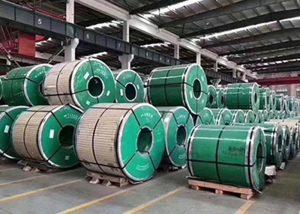 ASTM JIS DIN GB ile Paslanmaz Çelik Rulo