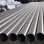 EN10312 İçme suyu için Kaynaklı Paslanmaz Çelik Boru